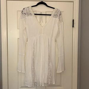 Boho style Abercrombie and Fitch dress